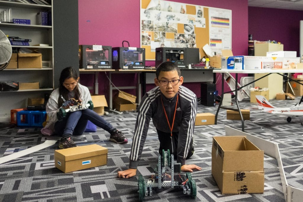 Robotics Summer Camp